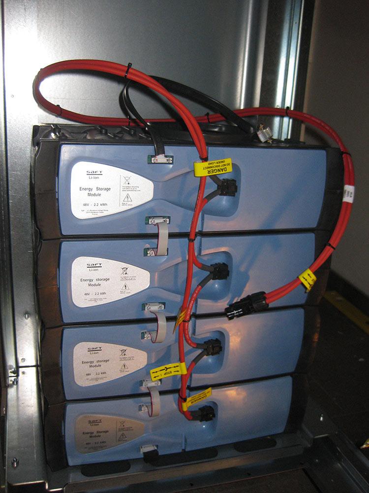 Sistemi di accumulo e batterie a Vittorio Veneto