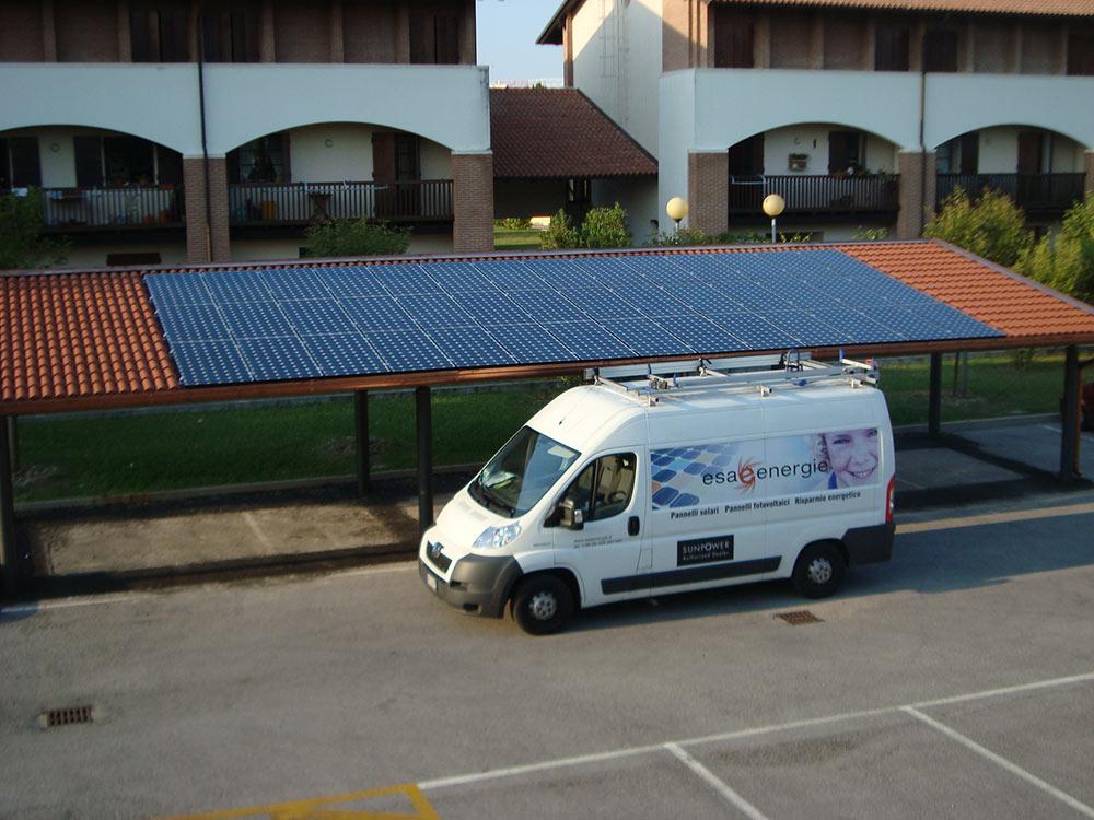 Impianti fotovoltaici a Latisana