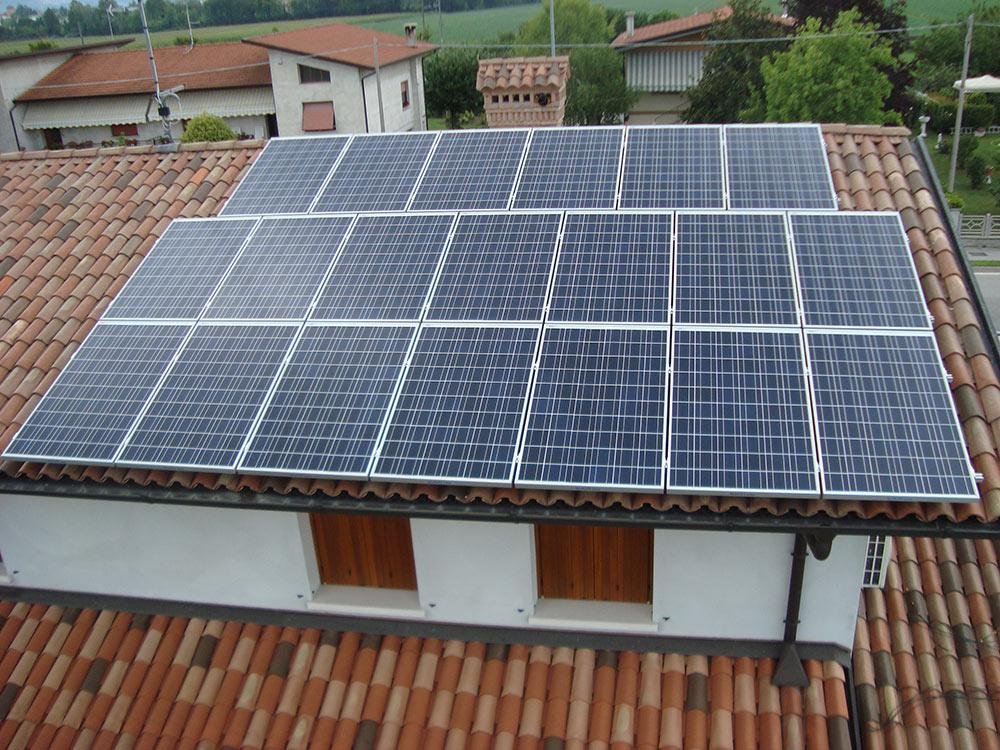 Impianti fotovoltaici a Cordenons