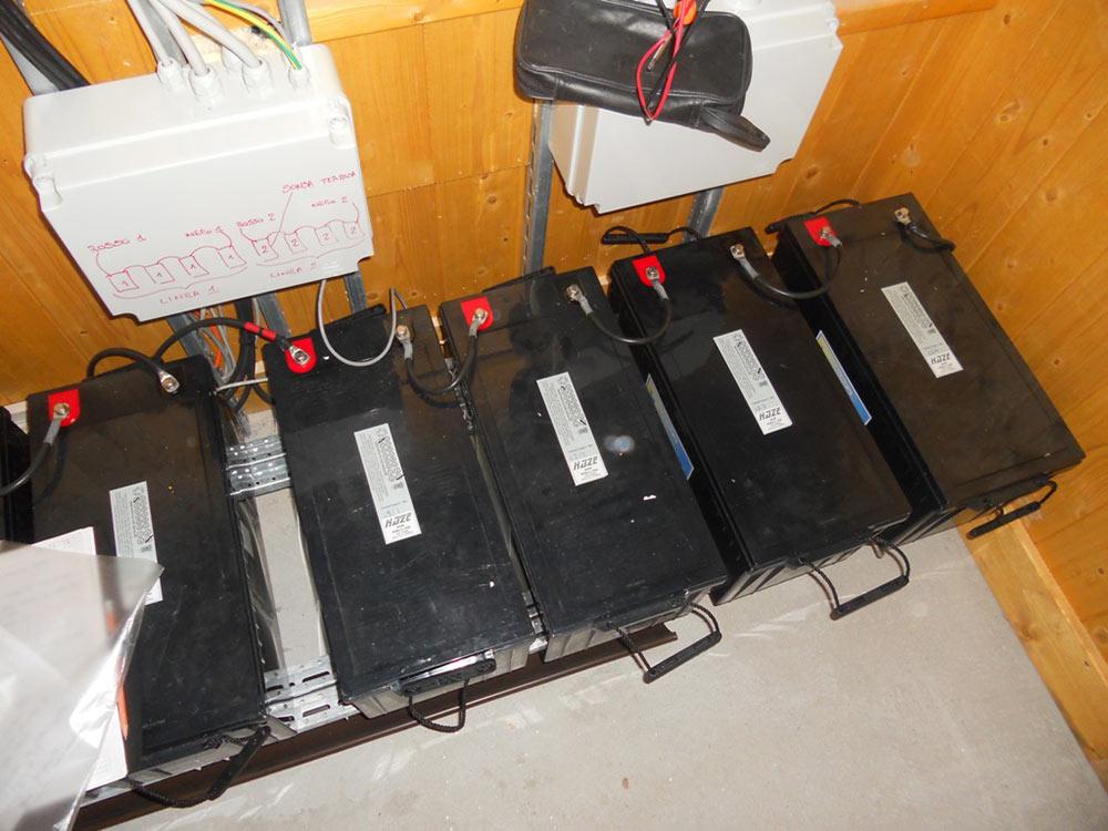 Sistemi di accumulo e batterie a Caorle