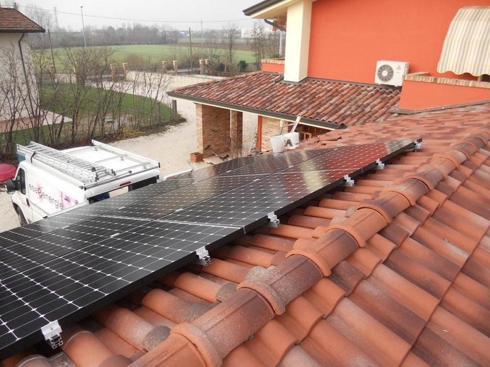 Impianti fotovoltaici a Fontanafredda