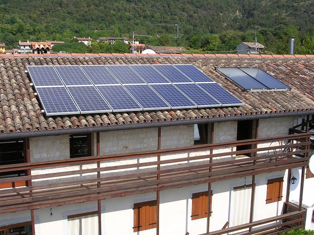 Impianti fotovoltaici a Maniago