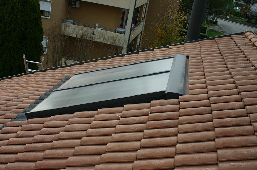 Pannelli solari a Maniago