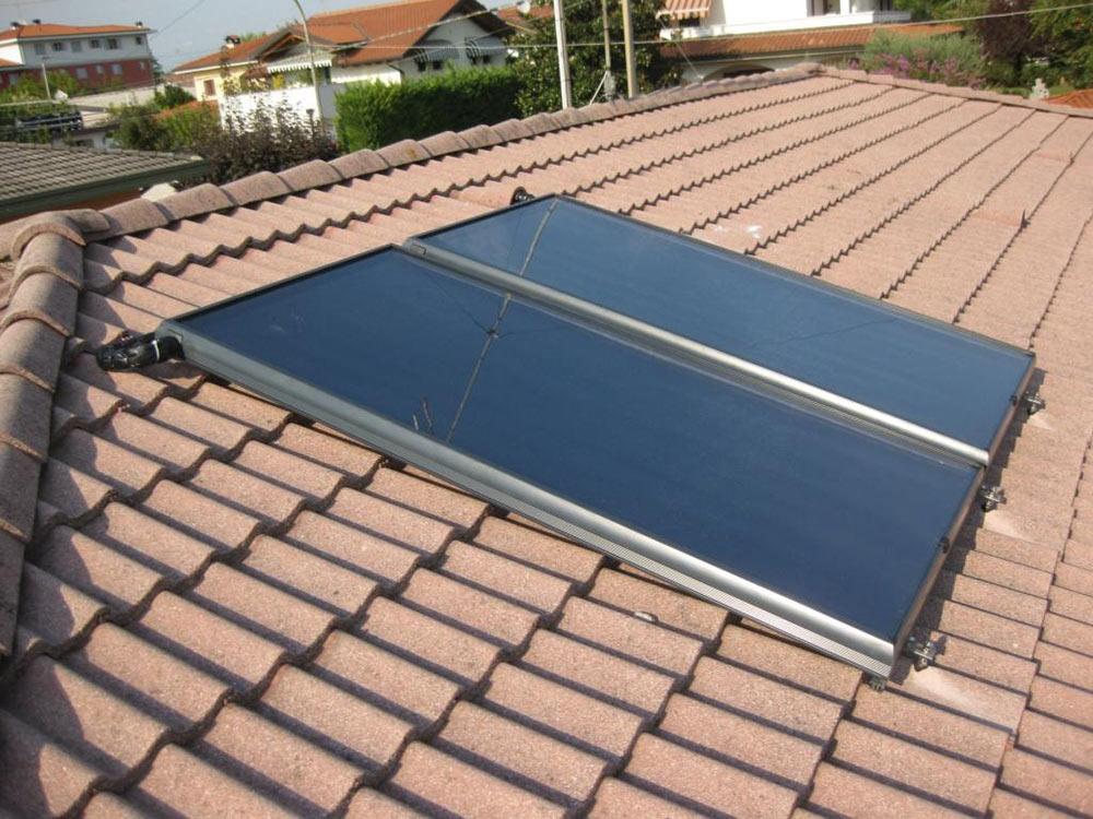 Pannelli solari a Fiume Veneto