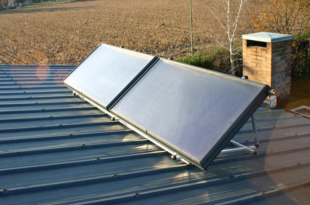 Pannelli solari a Casarsa della Delizia