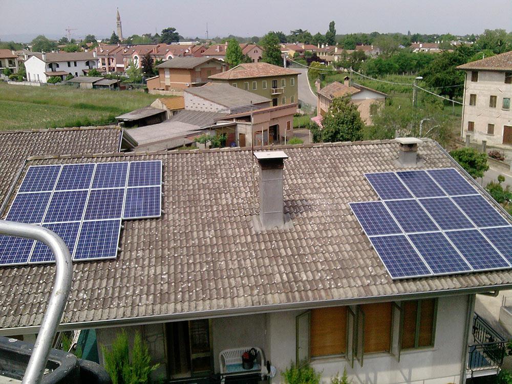Impianti fotovoltaici a Gruaro