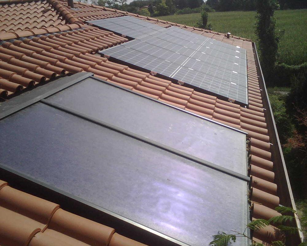 Pannelli solari a Gruaro