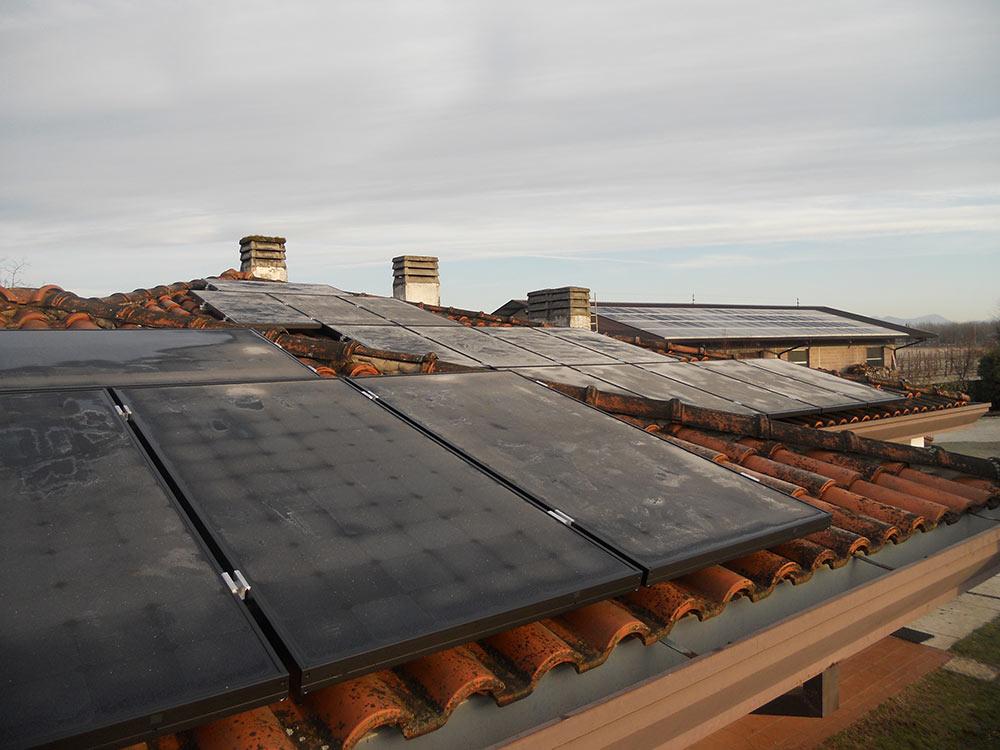 Impianti fotovoltaici a Cinto Caomaggiore