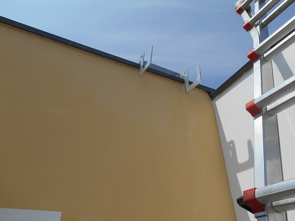 Linee vita a San Daniele del Friuli