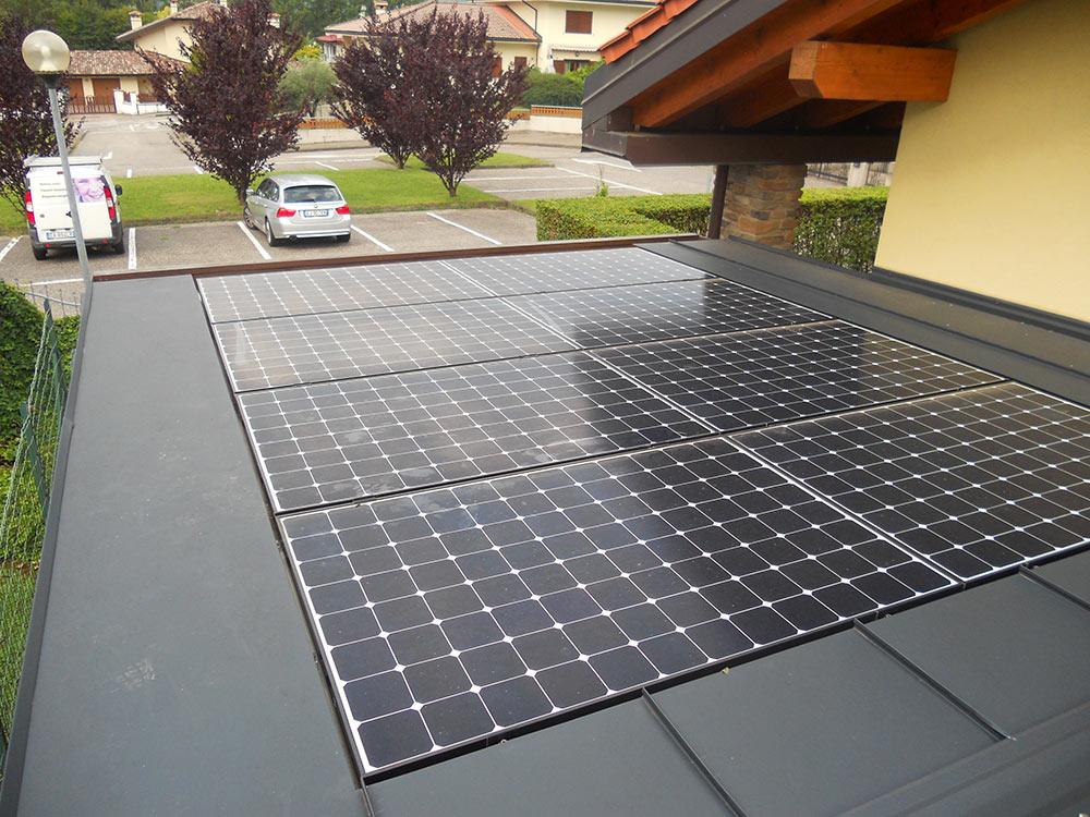Impianti fotovoltaici a Roveredo in Piano