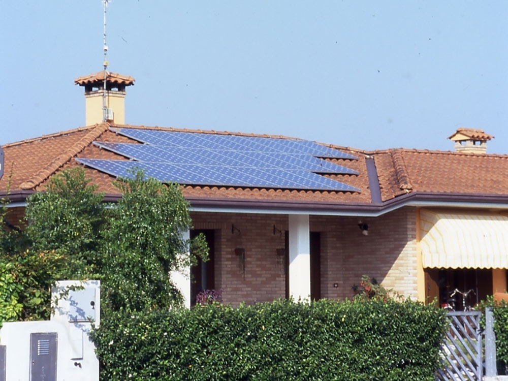 Impianti fotovoltaici a Zoppola