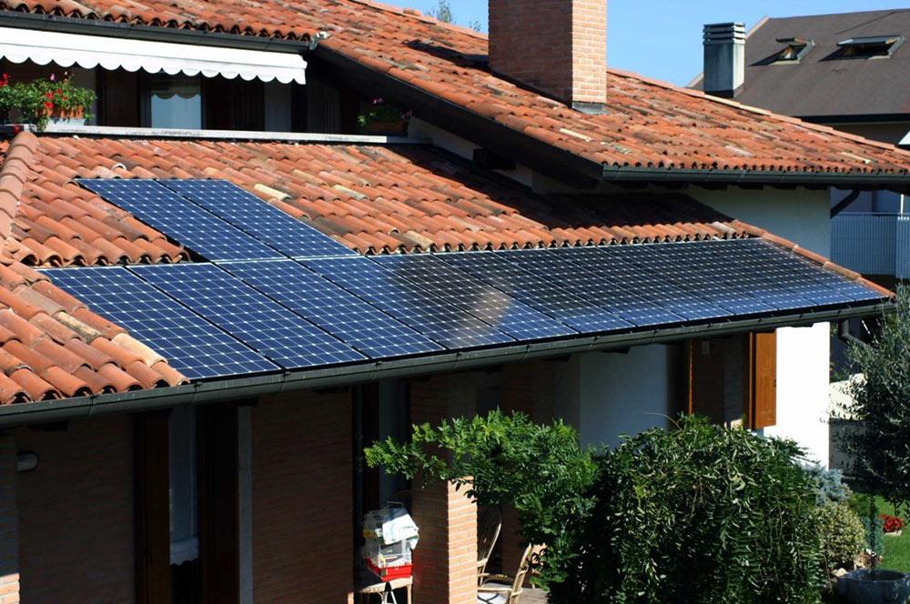 Pannelli solari a Porcia