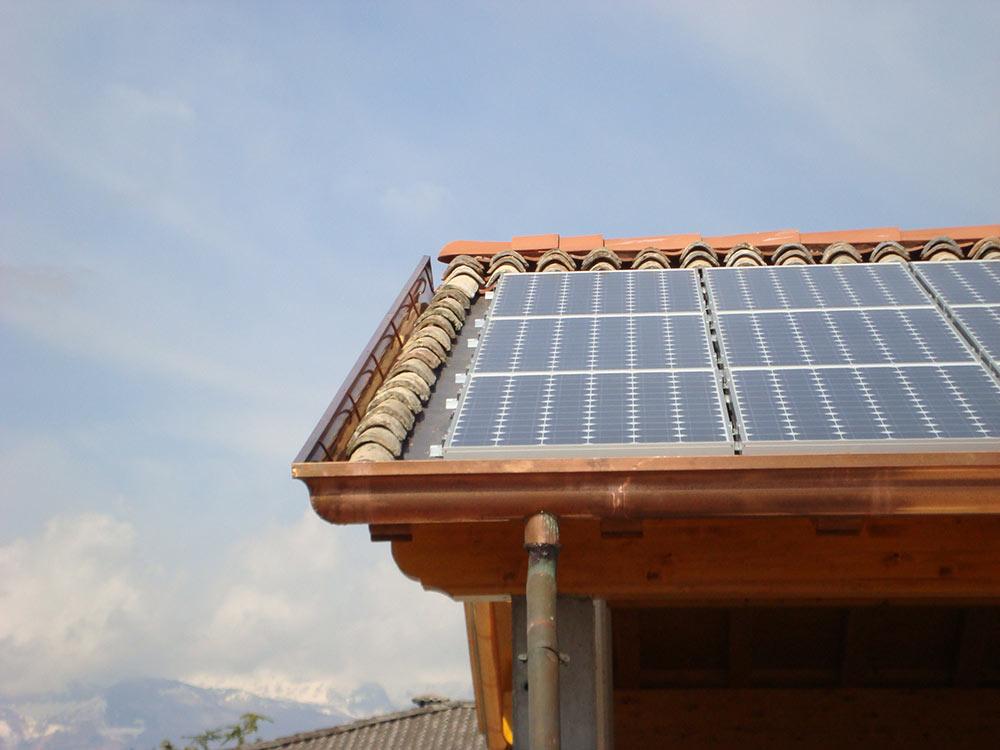 Impianti fotovoltaici a Chions