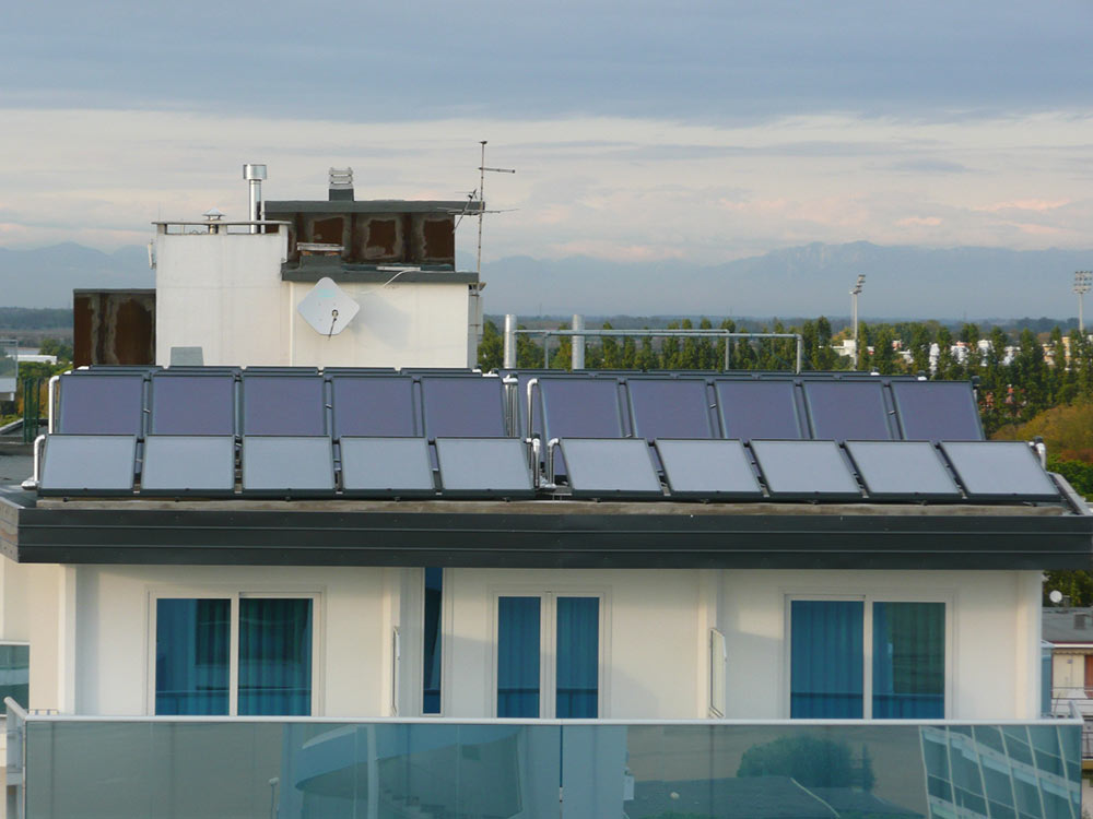 Pannelli solari a Pasiano di Pordenone