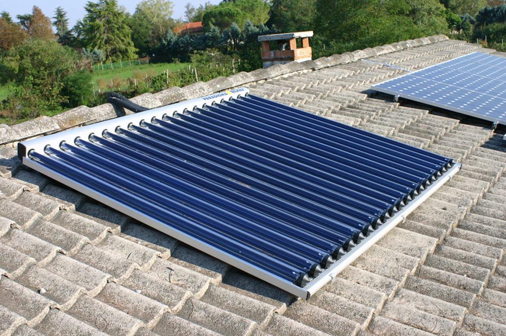 Pannelli solari a Vittorio Veneto