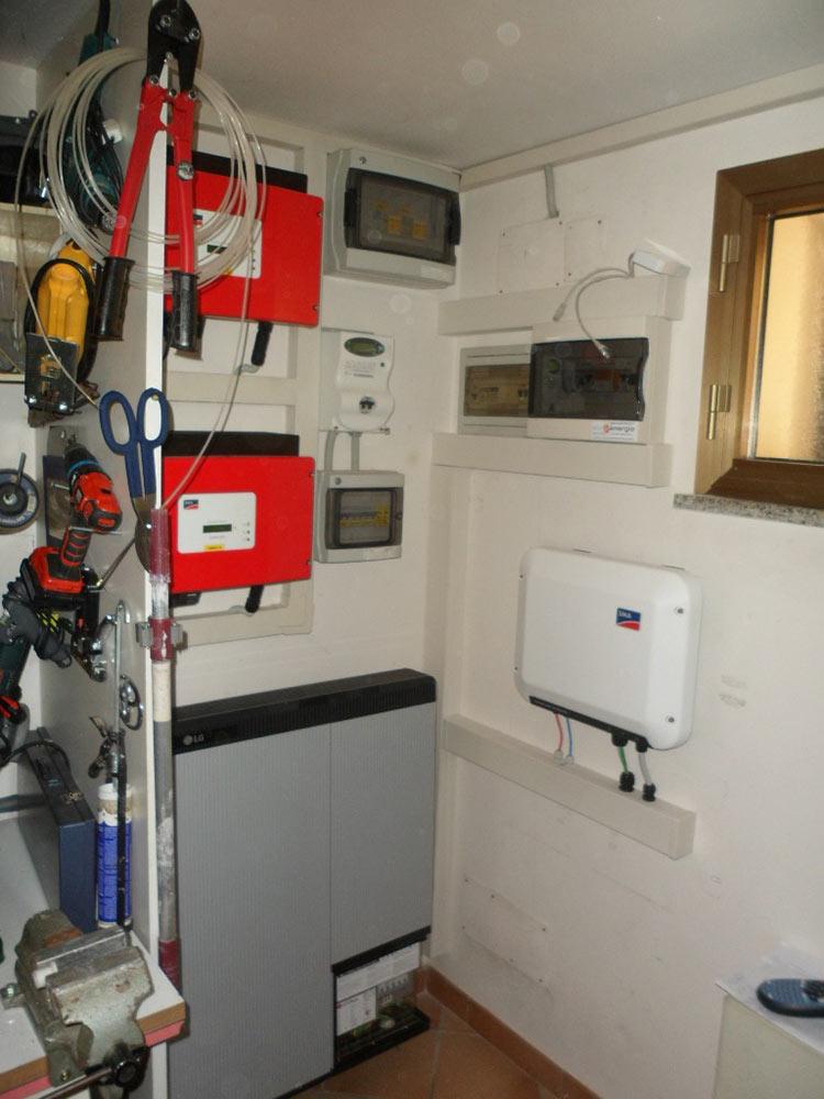 Sistemi di accumulo e batterie a San Michele al Tagliamento