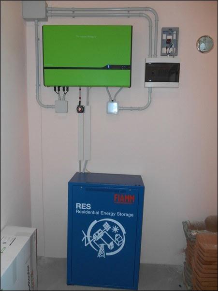 Sistemi di accumulo e batterie a Portogruaro