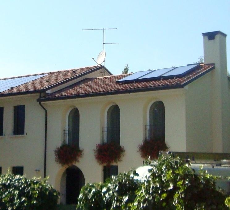 Pannelli solari a Pramaggiore