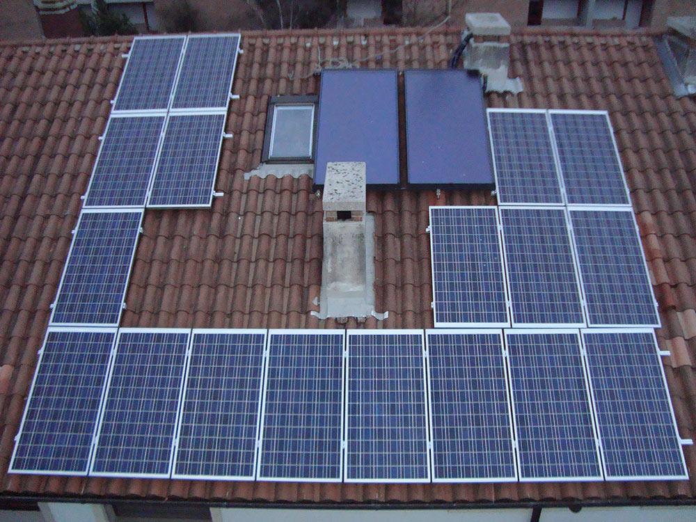 Pannelli solari a San Donà di Piave