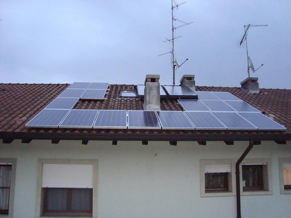 Pannelli solari a San Michele al Tagliamento