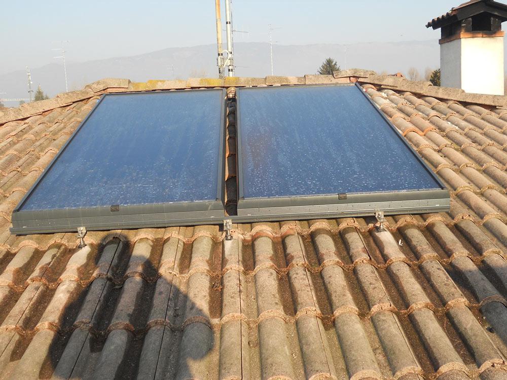 Pannelli solari a Codroipo