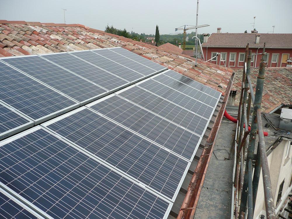 Impianti fotovoltaici a Aviano