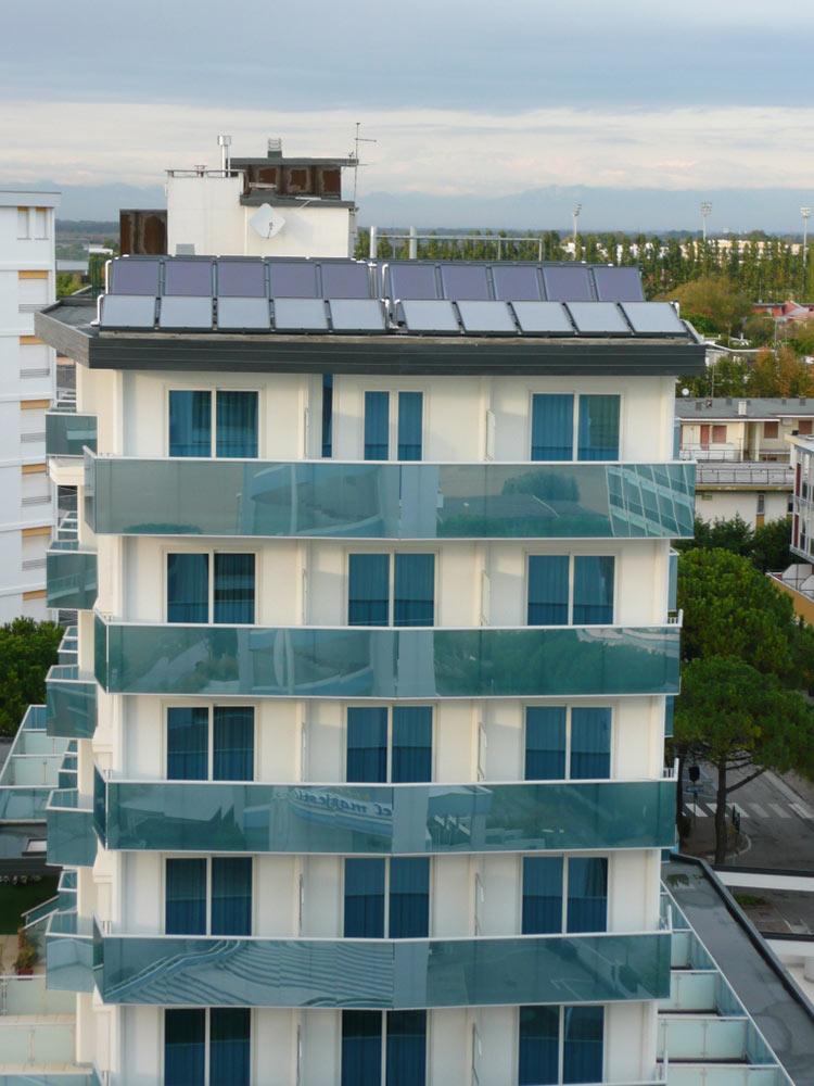 Pannelli solari a Sacile