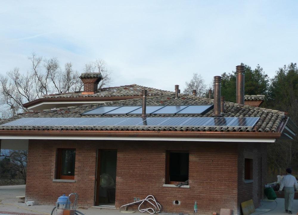 Pannelli solari a Cordenons