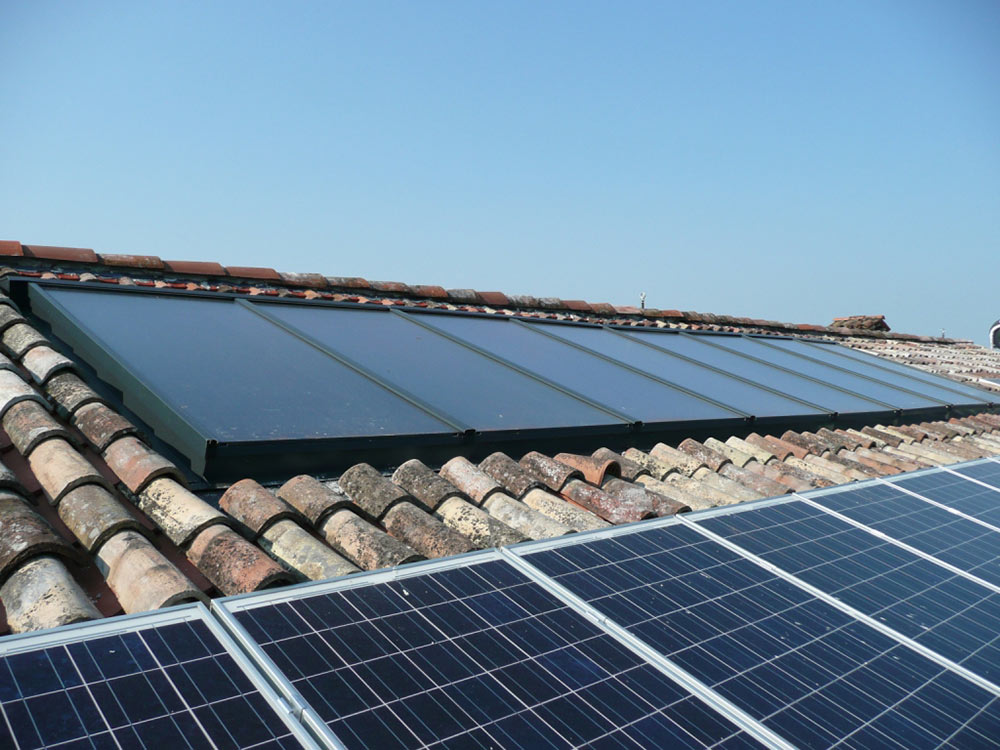 Pannelli solari a Spilimbergo