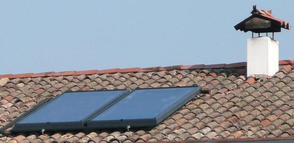 Pannelli solari a Brugnera