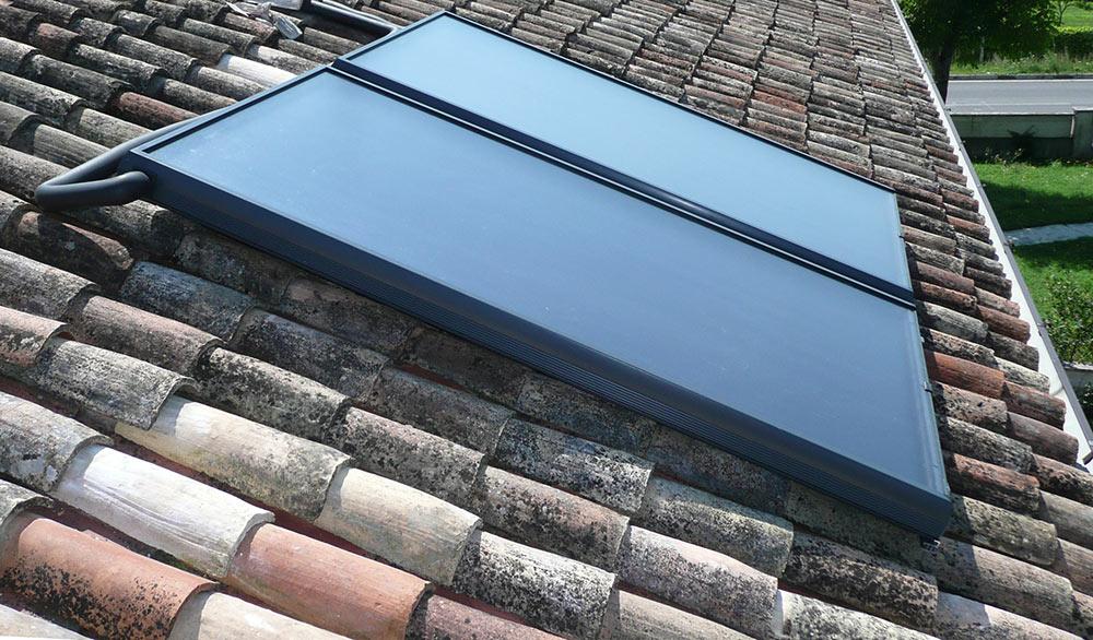 Pannelli solari a Aviano