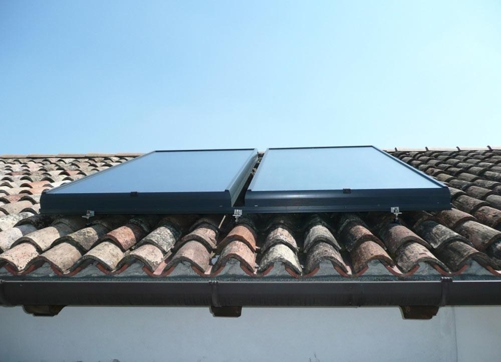 Pannelli solari a Zoppola