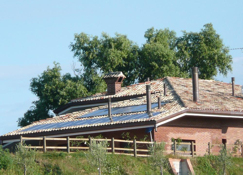 Pannelli solari a Prata di Pordenone
