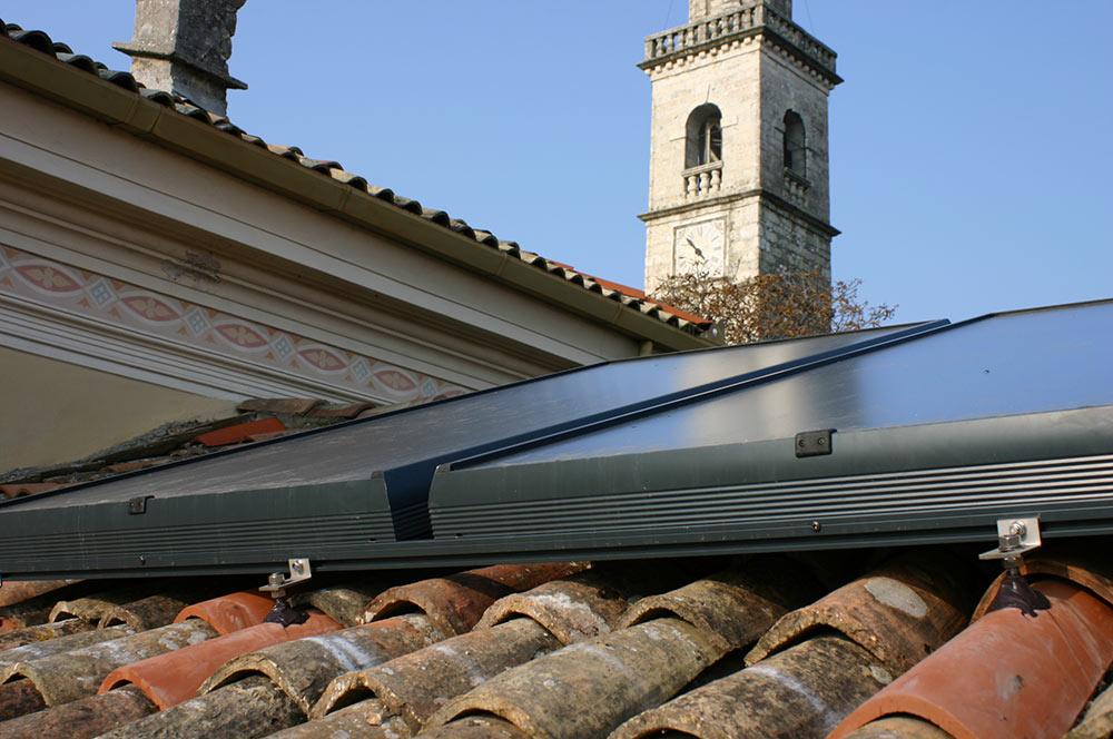 Pannelli solari a Caorle