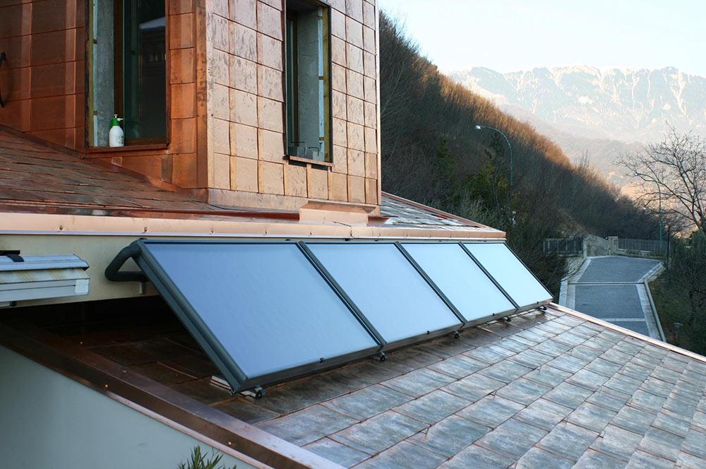 Pannelli solari a Conegliano