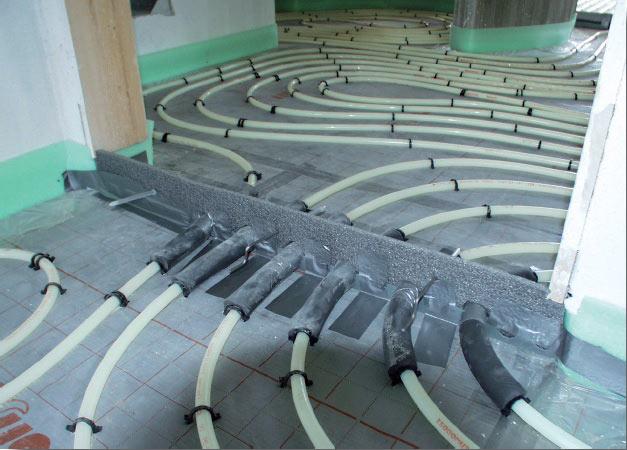 Sistemi radianti a San Michele al Tagliamento
