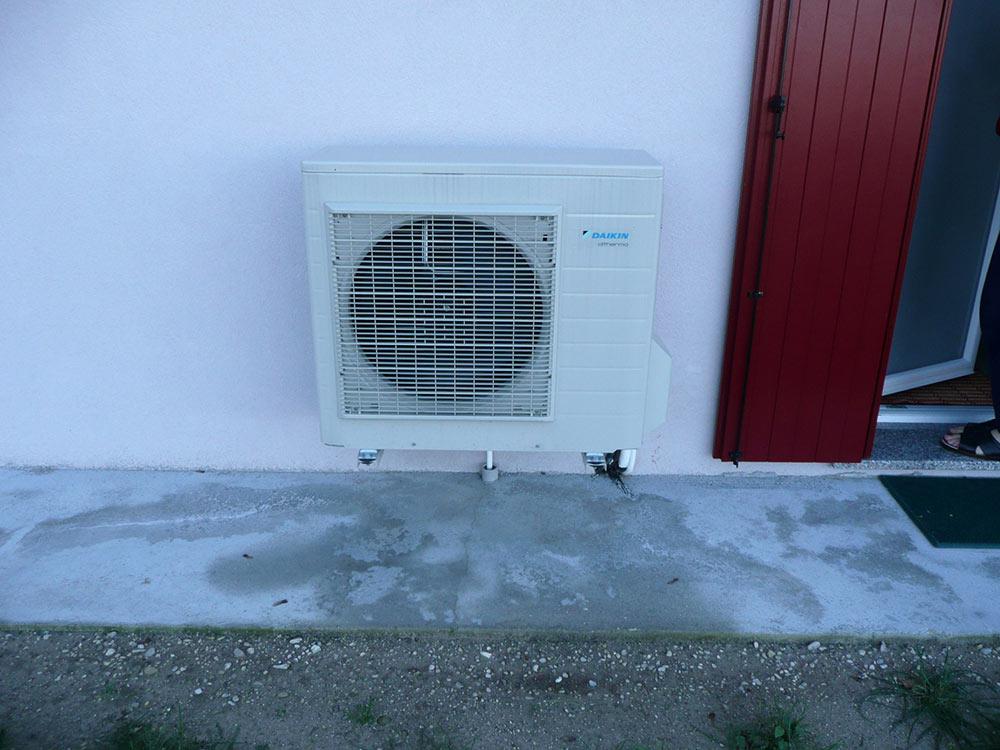 Pompe di calore / climatizzatori a Treviso
