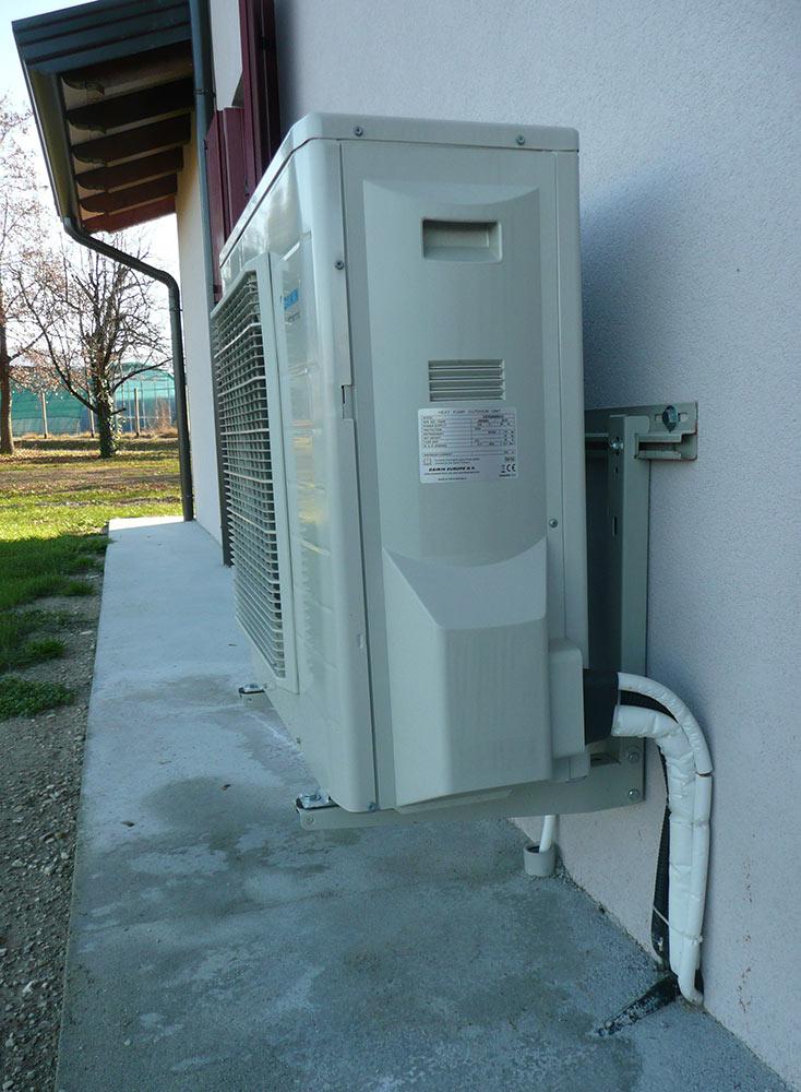 Pompe di calore / climatizzatori a Conegliano