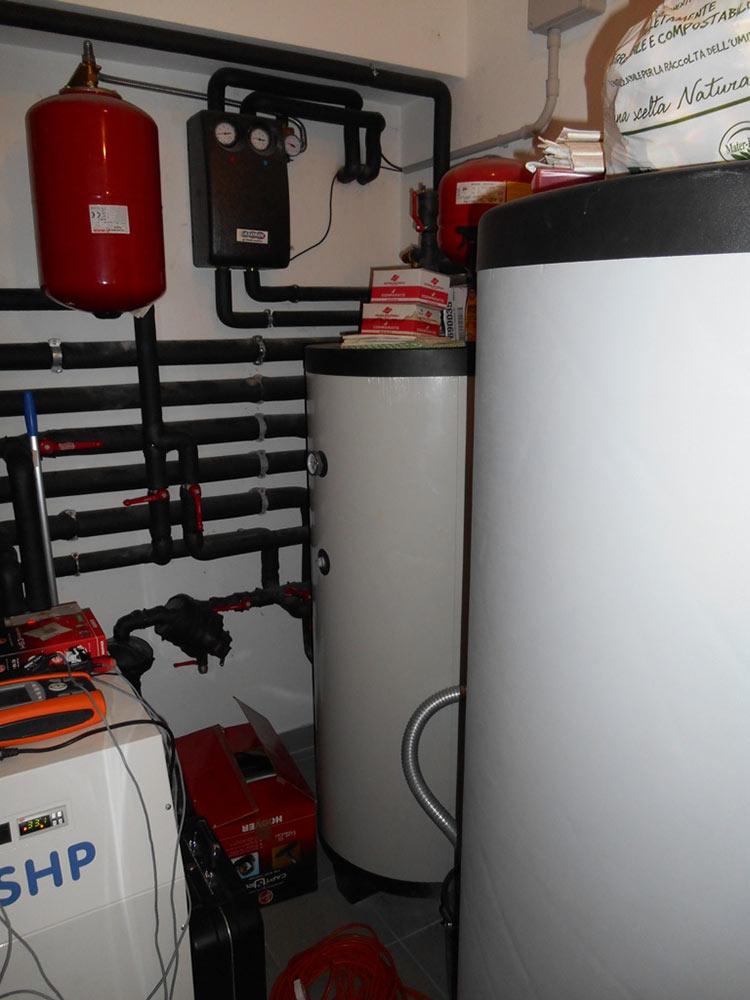Pompe di calore / climatizzatori a Casarsa della Delizia