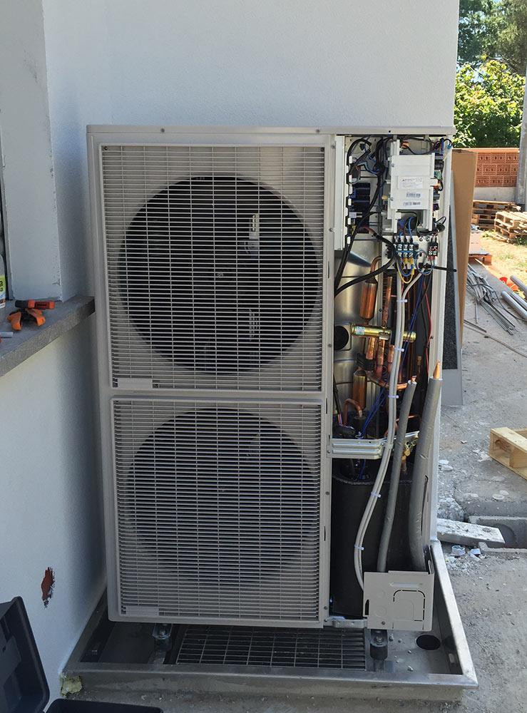 Pompe di calore / climatizzatori a Sesto al Reghena