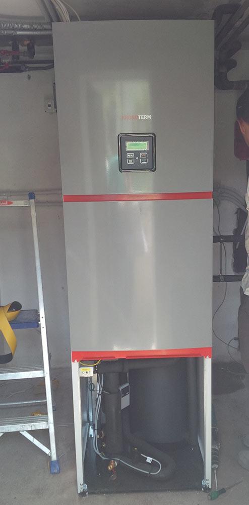 Pompe di calore / climatizzatori a Roveredo in Piano