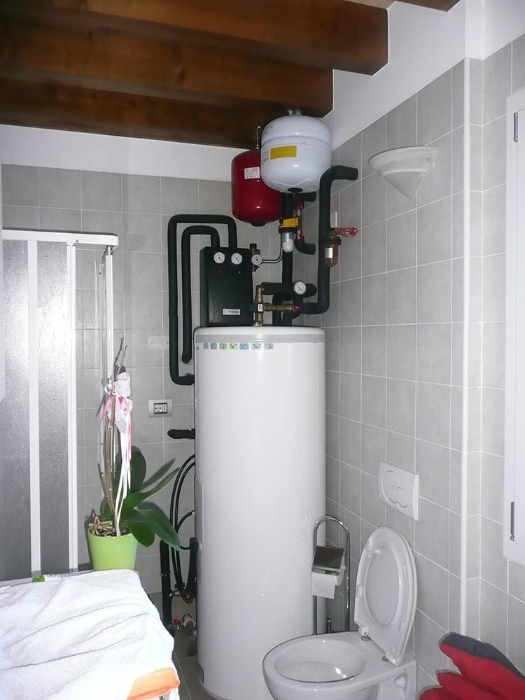 Pompe di calore / climatizzatori a Chions