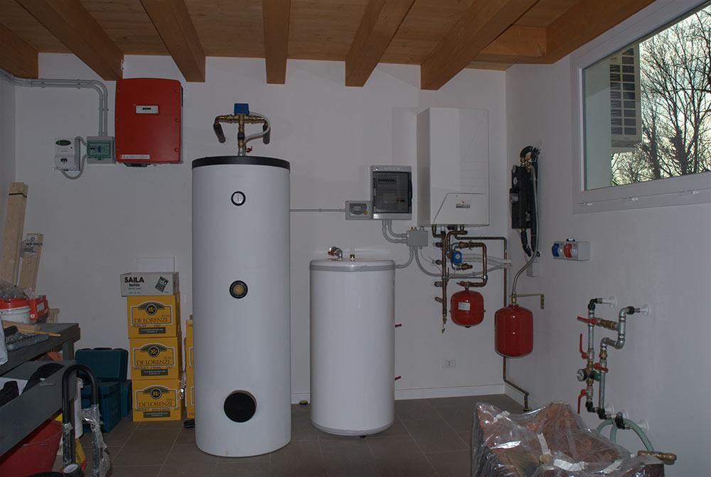 Pompe di calore / climatizzatori a Prata di Pordenone