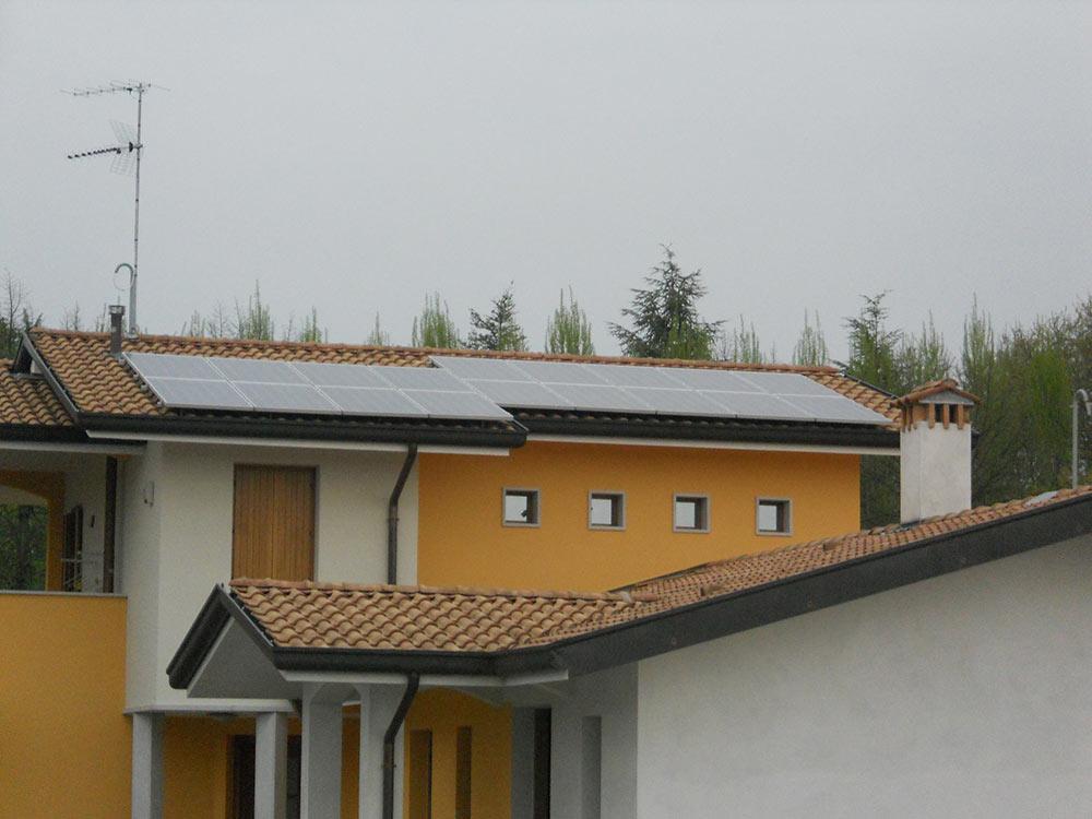 Impianti fotovoltaici a Caneva