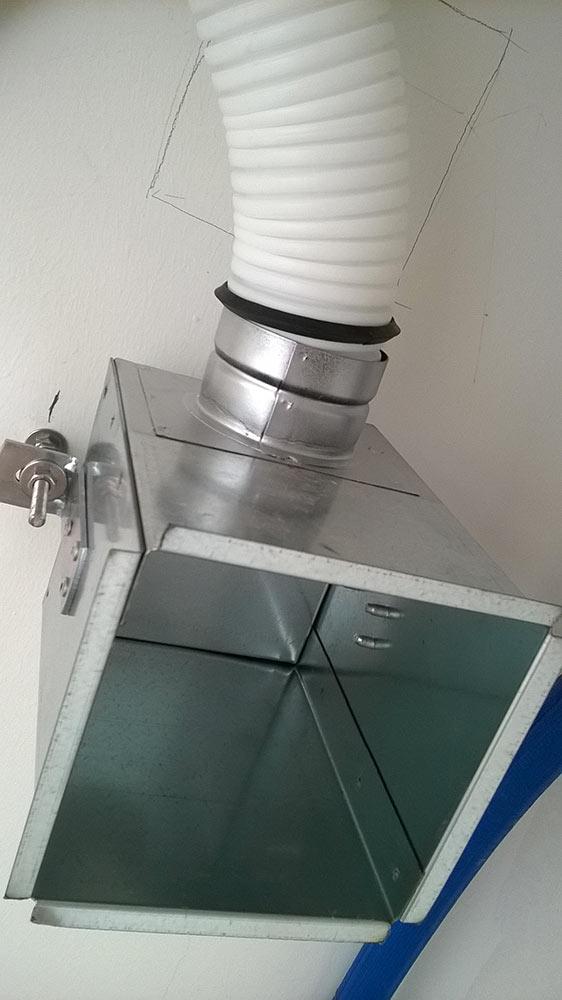 Ventilazione meccanica controllata a Brugnera