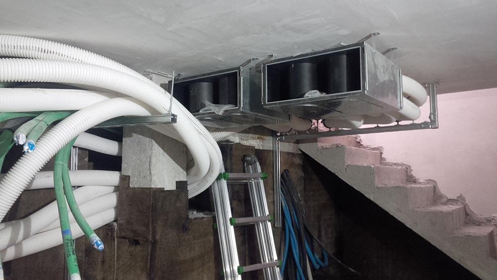 Ventilazione meccanica controllata a Aviano
