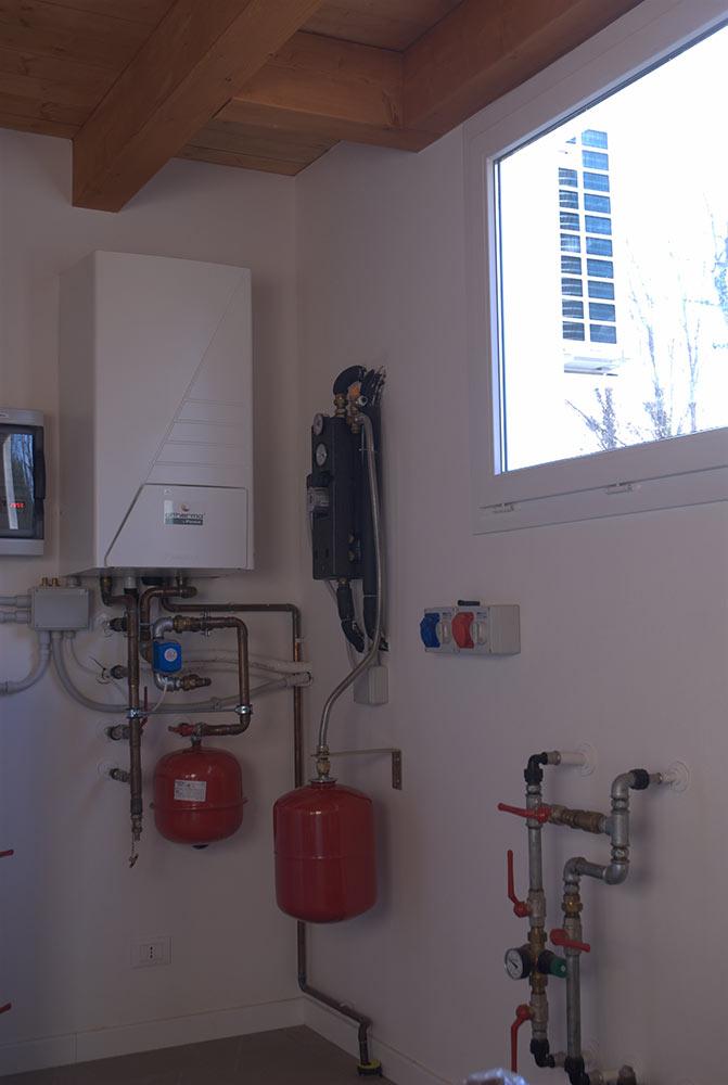 Pompe di calore / climatizzatori a Cinto Caomaggiore