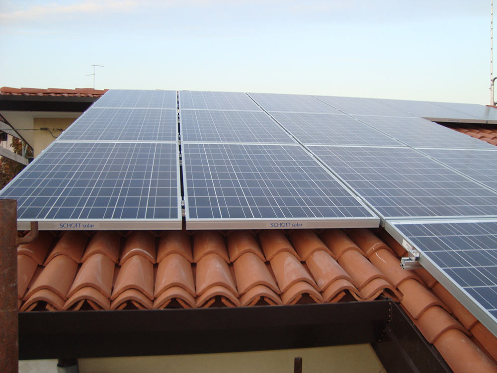 Impianti fotovoltaici a Sacile