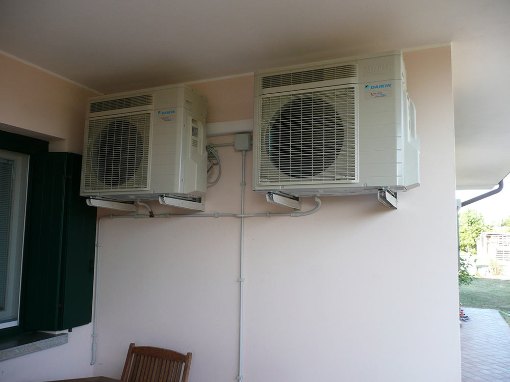 Pompe di calore / climatizzatori a Gruaro
