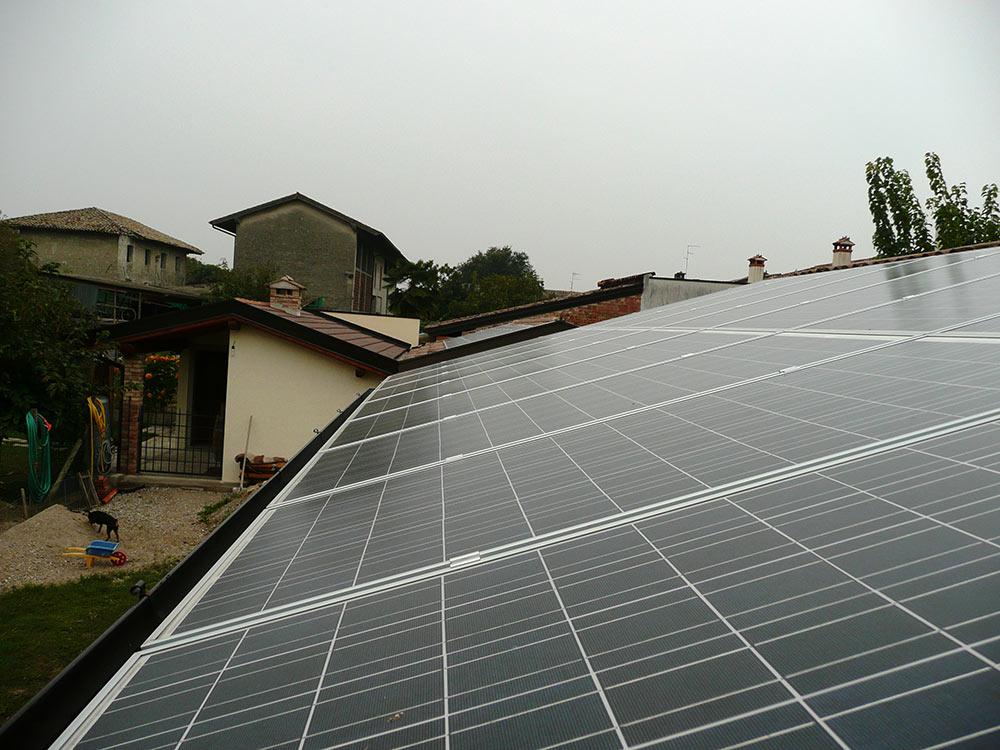 Impianti fotovoltaici a Azzano Decimo